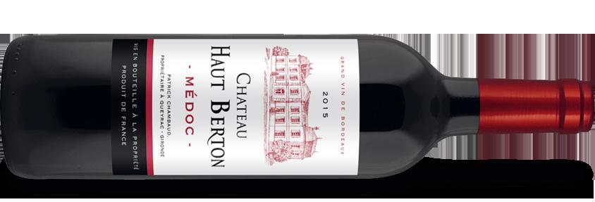 Château Haut Berton 2015