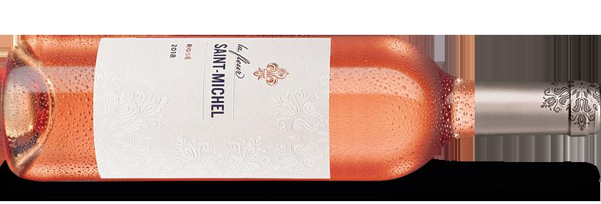 La Fleur Saint-Michel Rosé 2018