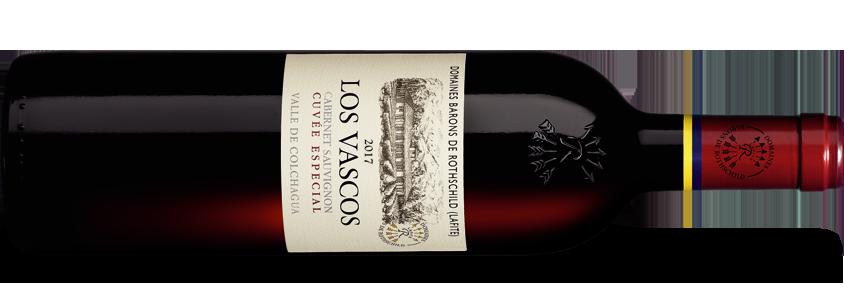 Los Vascos Cuvée Especial Cabernet Sauvignon 2017