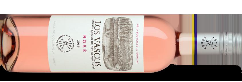 Los Vascos Rosé 2019