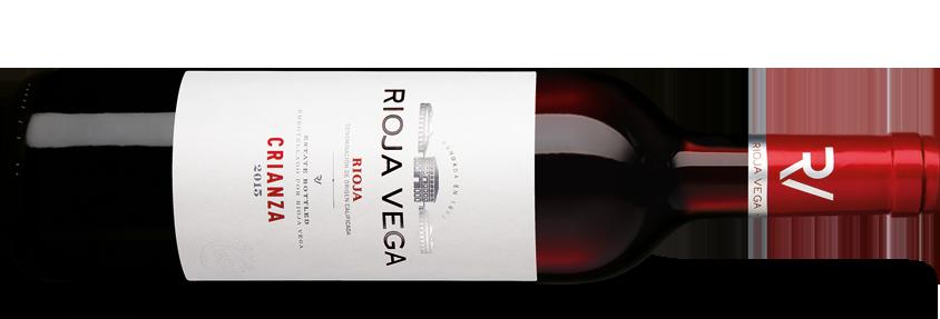 Rioja Vega Rioja Crianza 2015