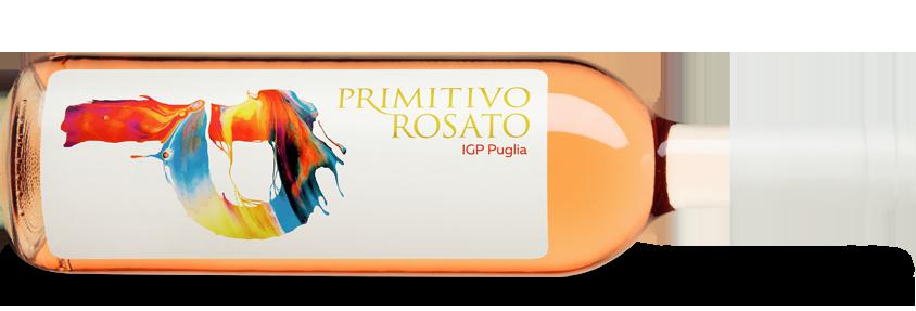 P Primitivo Rosato 2018