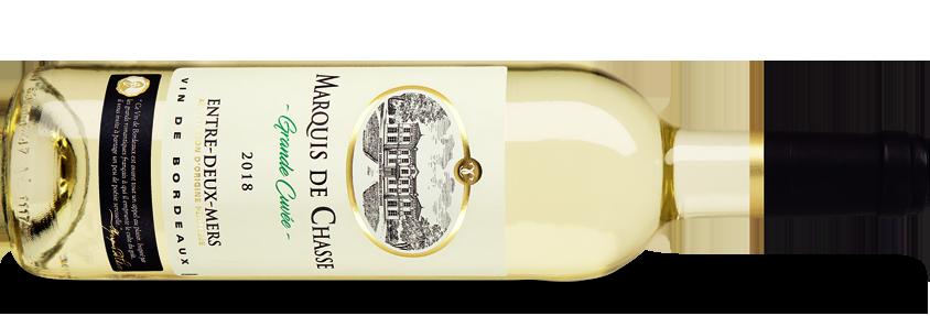 Marquis de Chasse Grande Cuvée Blanc 2018