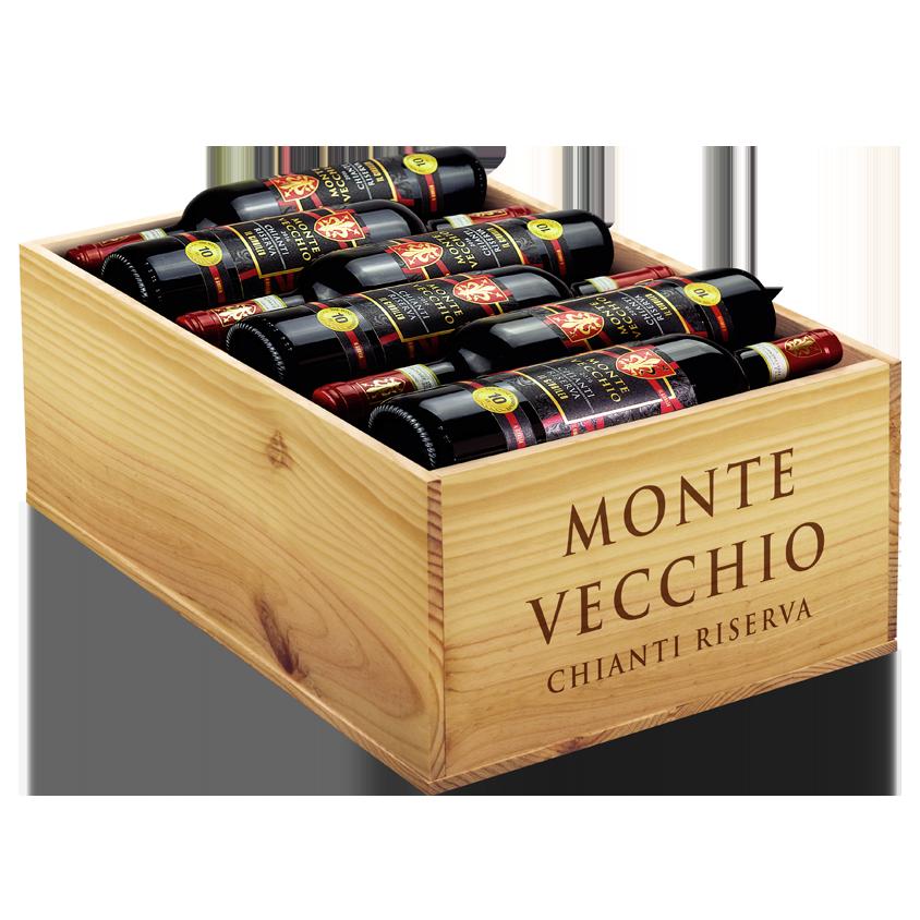 Monte Vecchio Chianti Riserva Il Giubileo 2016