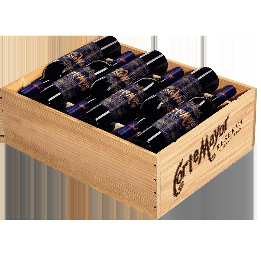 Corte Mayor Rioja Viñas Viejas 2015