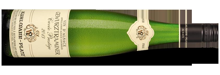 Cuvée Prestige Gewurztraminer 2013