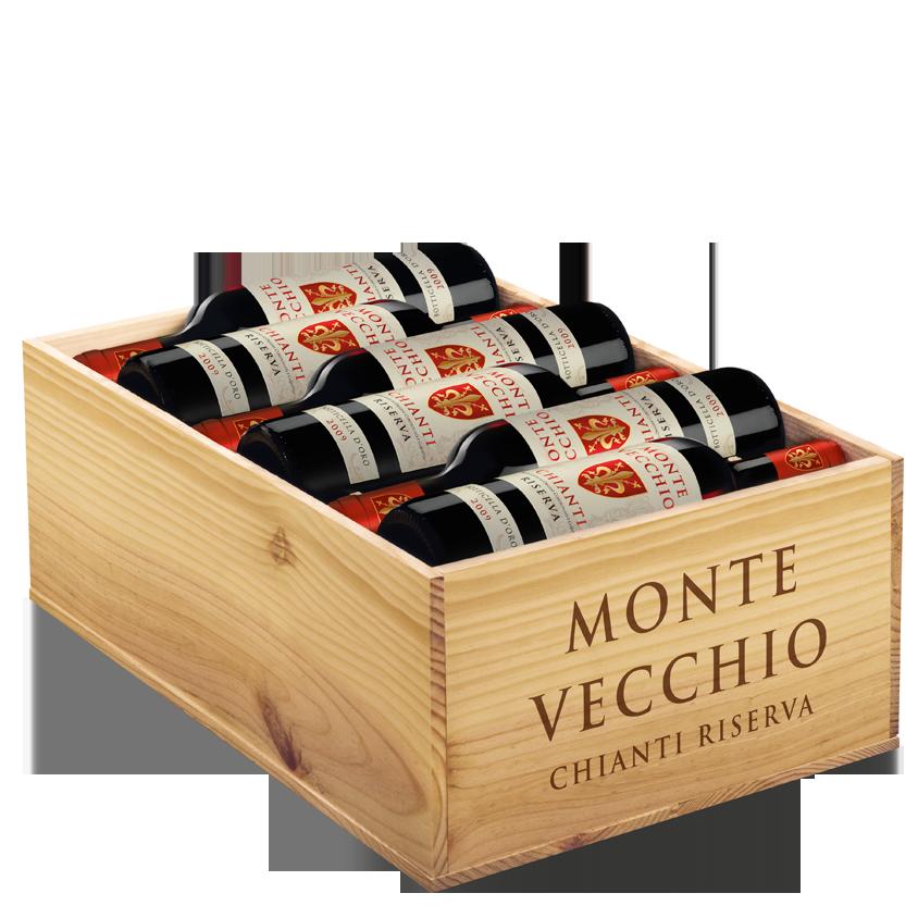 Monte Vecchio Chianti Riserva 2012
