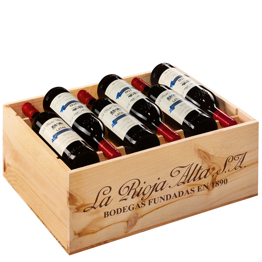 LAT 42 Rioja Gran Reserva 2000