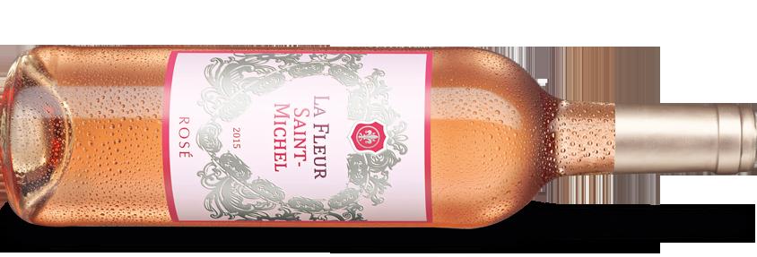 La Fleur Saint-Michel Rosé 2015