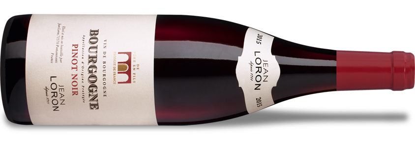 Jean Loron Bourgogne 2015