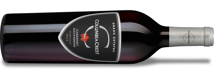 Columbia Crest Grand Estates Cabernet Sauvignon 2014