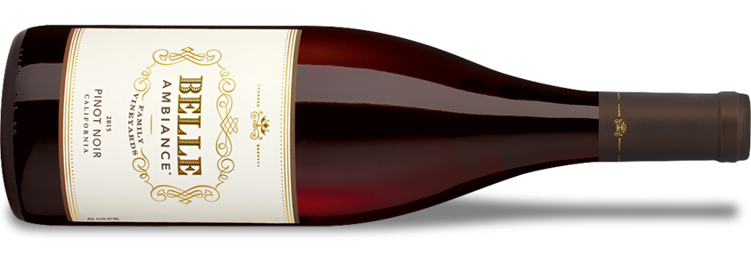 Belle Ambiance Pinot Noir 2015