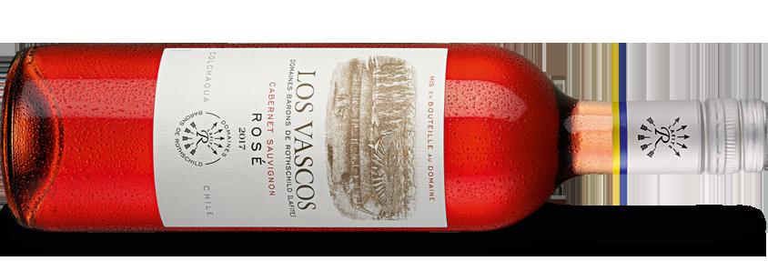 Los Vascos Rosé Cabernet Sauvignon 2017
