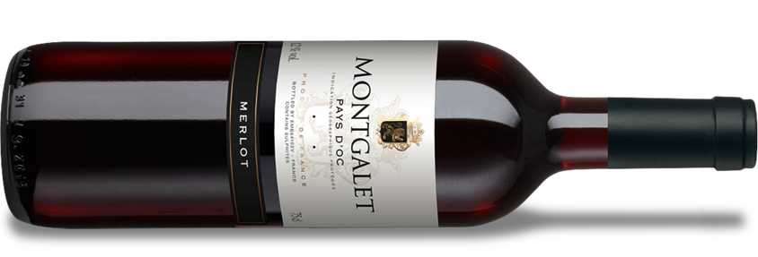 Montgalet Merlot 2016