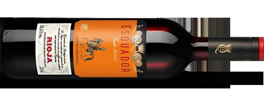 Esquador Rioja Tinto 2017