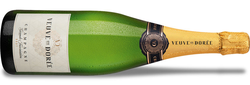 Champagne Veuve Sainte Dorée Grande Fascination