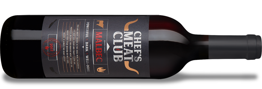Chef's Meat Club Malbec 2017