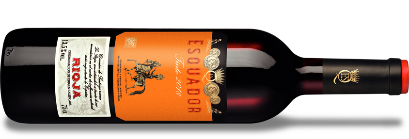 Esquador Rioja Tinto 2018