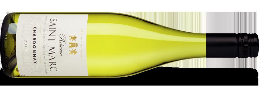 Saint Marc Chardonnay Réserve 2018