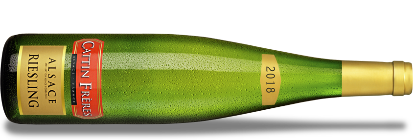 Cattin Frères Riesling 2018