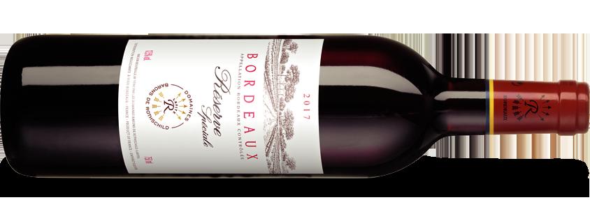 Réserve Spéciale Rothschild(Lafite) Bordeaux rouge 2017