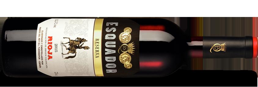 Esquador Rioja Reserva 2015