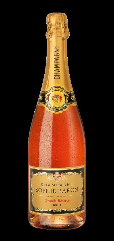 Champagne Sophie Baron Rosé