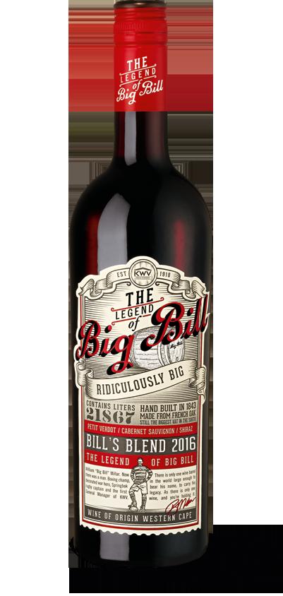 Big Bill Red 2016