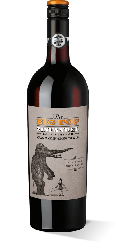 The Big Top Zinfandel 2017