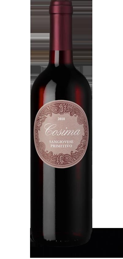 Cosima Sangiovese Primitivo 2018