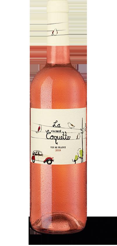 La Coquette Rosé 2018