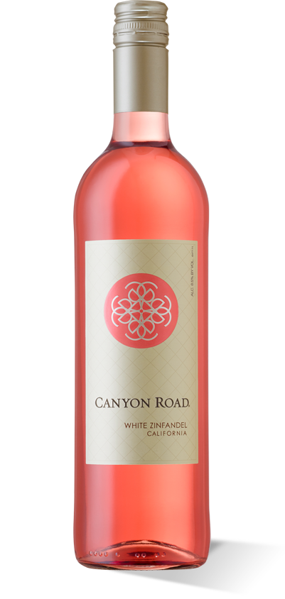 Canyon Road White Zinfandel 2018