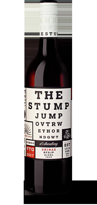 The Stump Jump Shiraz 2017