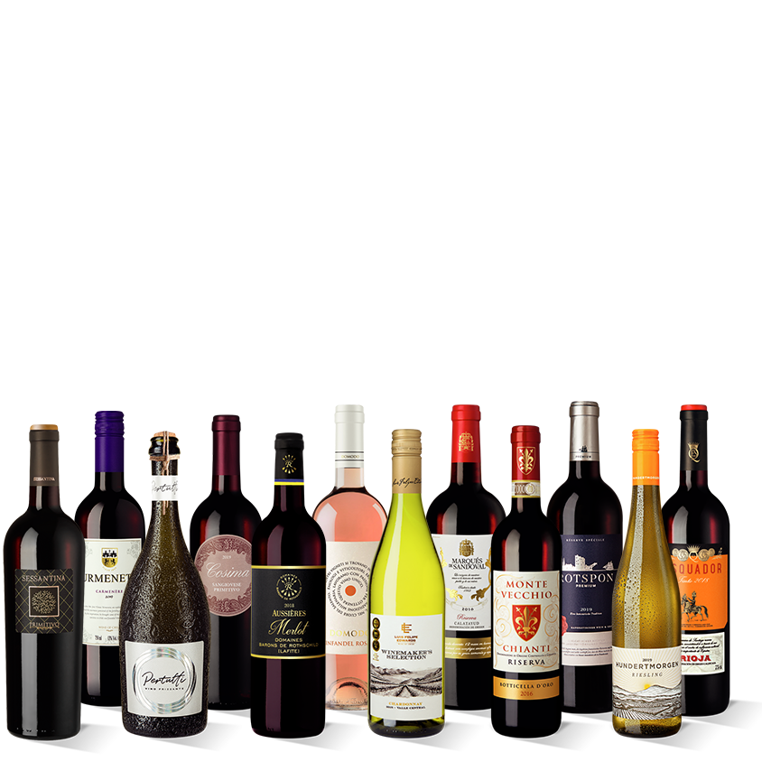 Provpaket The Wine Company