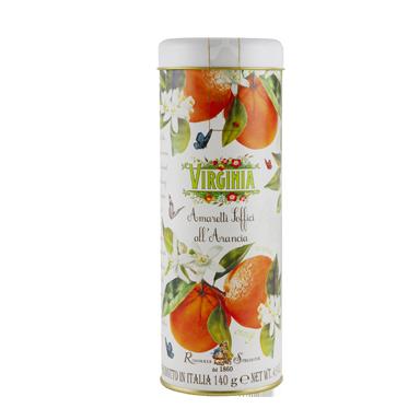 Virginia Soft Amaretti al Orange