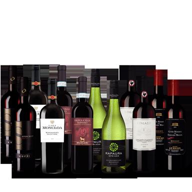 Vino Select Välkomstpaket II