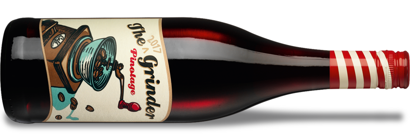 The Grinder Pinotage 2017