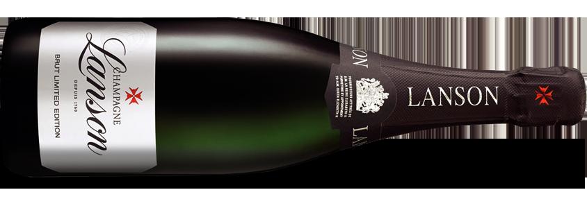 Champagne Lanson Limited Edition online kaufen