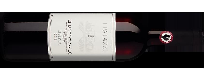 I Palazzi Chianti Classico Riserva 2015 online kaufen